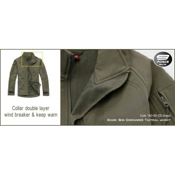 Tactical Mandrake Typhon Tad Shark Skin Soft S Coat Jacket Waterproof Abt Cqb Hoo Hunting Outerwear Kryptek Style In Basic Jackets From Women