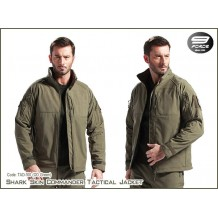 Shark Skin Commander Tactical Jacket - TAD100
