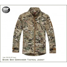 Shark Skin Commander Tactical Jacket