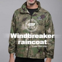 WINDBREAKER RAINCOAT