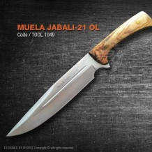Muela Jabali-21 OL, Made in Spain, High Quality Raw Material, (tool1049) SOLD OUT!