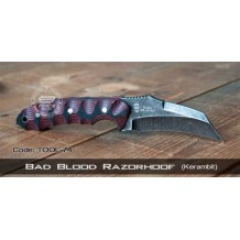 Bad Blood Rozorhoof, Black Limited Edition, Police best choice (TOOL74)