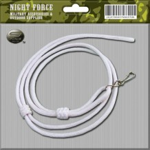 Lanyard White Double