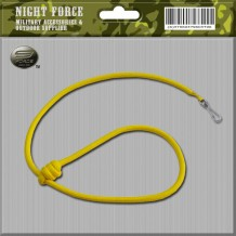 Lanyard Yellow Single