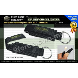 N.F. KEY CHAIN LIGHTER - KCL9890