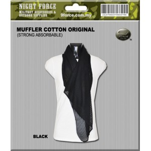 Tactical Muffler Cotton (OPS Black)