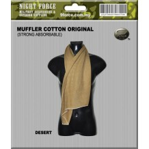 Tactical Muffler Cotton (Desert)
