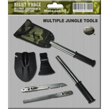 MULTIPLE JUNGLE TOOLS