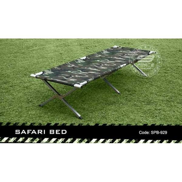 Safari Bed / Foldable Sleeping Bed / Katil Medan   SB773