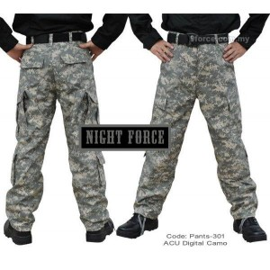 HIGH QUALITY US MIL-SPEC COMBAT PANTS - Pants303