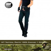 IX7 Tactical Pants 100% Canvas + Cotton - pants701