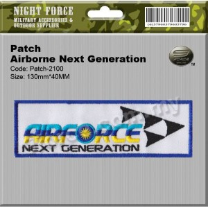 Patch Airborne Next Generation - patch2100