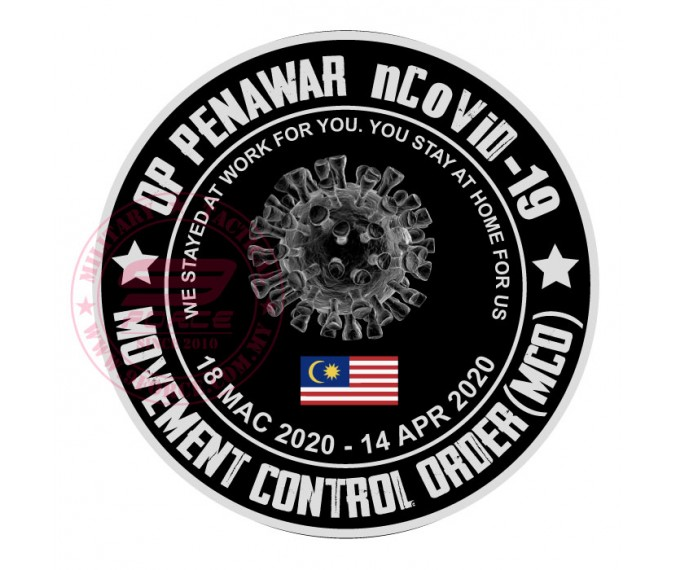 MCO patch Malaysia