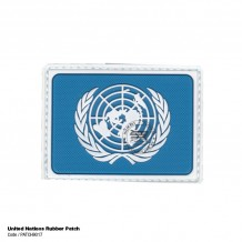 UNITED NATIONS RUBBER PATCH - PATCH9017