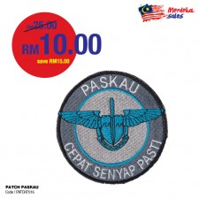 MILITARY PATCH PASKAU, VELCRO - PATCH7016
