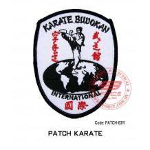 "PATCH KARATE 4""  (patch6311)"