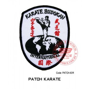 "PATCH KARATE 4""  (patch6311)"