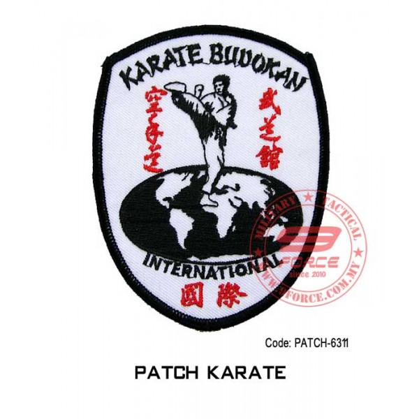 PATCH KARATE Code: patch-6311 Size: 4.