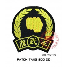"PATCH TANG SOO DO 4""  (patch6312)"