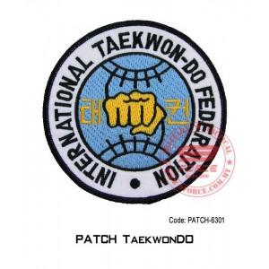 "PATCH TAEKWONDO 4"" (patch6301)"