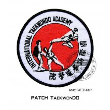 "PATCH TAEKWONDO 4""  (patch6307)"