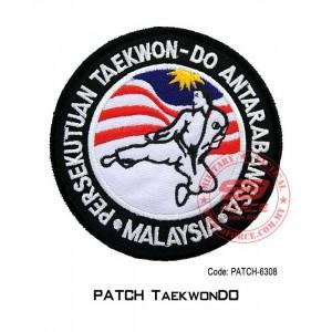 "PATCH TAEKWONDO 4""  (patch6308)"