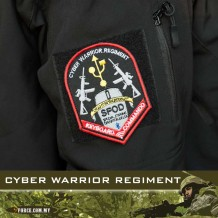 CYBER WARRIOR REGIMENT - patch-2016