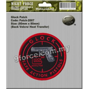 GLOCK PATCH2007