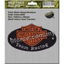 Motor Harley Davidson - PATCH2009