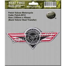 Patch Vulcan Motorcycle - PATCH2012