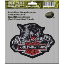 Patch Motor Harley-Davidson - PATCH2013