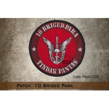 PATCH 10 BRIGED PARA - PATCH2026