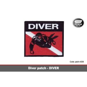 Diver Patch-Diver - patch4208
