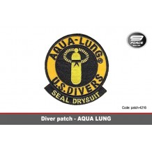 AQUA LUNG PATCH - patch4216