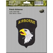 Patch Airborne(velcro) - PATCH558