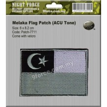 Melaka flag combat patch (ACU tone) - patch7711