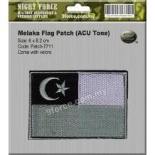 Melaka flag combat patch (ACU tone) - patch7711