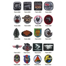 Military Patch Offer (RM50/3pcs only)