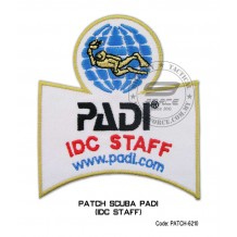 Patch DIVER PADI - IDC STUFF (patch6210)