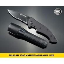 PELICAN 3390 Knife/Lite Combo