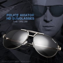 POLICE AVIATOR HD SUNGLASSES - SPEC288