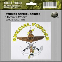 STICKER SPECIAL FORCES - STICKER1012