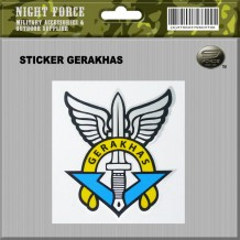STICKER GERAKHAS - STICKER1003