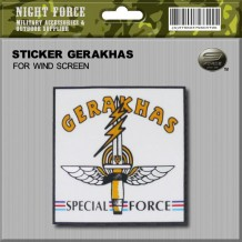 STICKER GERAKHAS - STICKER1005
