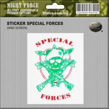 STICKER SPECIAL FORCES - STICKER1011