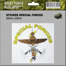 STICKER SPECIAL FORCES - STICKER1012B