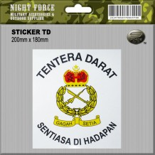 STICKER TD - STICKER3022