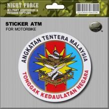 STICKER ATM - STICKER3024