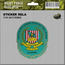 STICKER RELA(FOR MOTOR BIKE) - STICKER3027