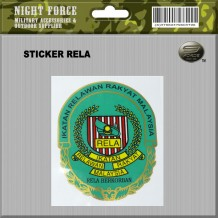 STICKER RELA-FOR CAR WIND SCREEN